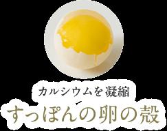 すっぽん卵の殻